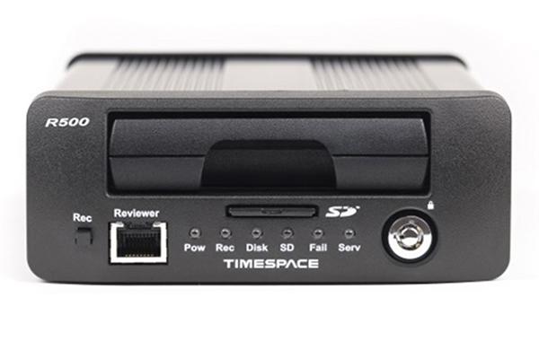 Timespace R500 DVR recorder