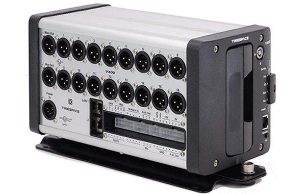 Timespace V400 DVR recorder