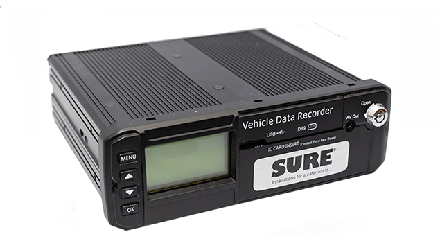 SURE MDVR9 Digital Video Recorder