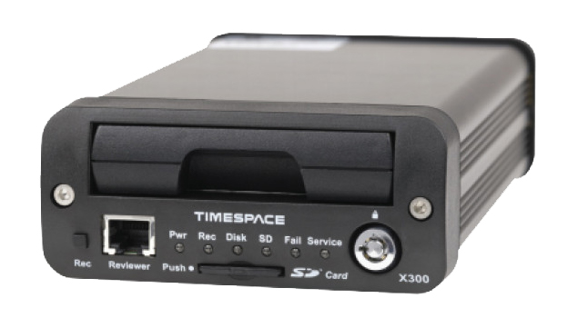 timespace X300 4 channel