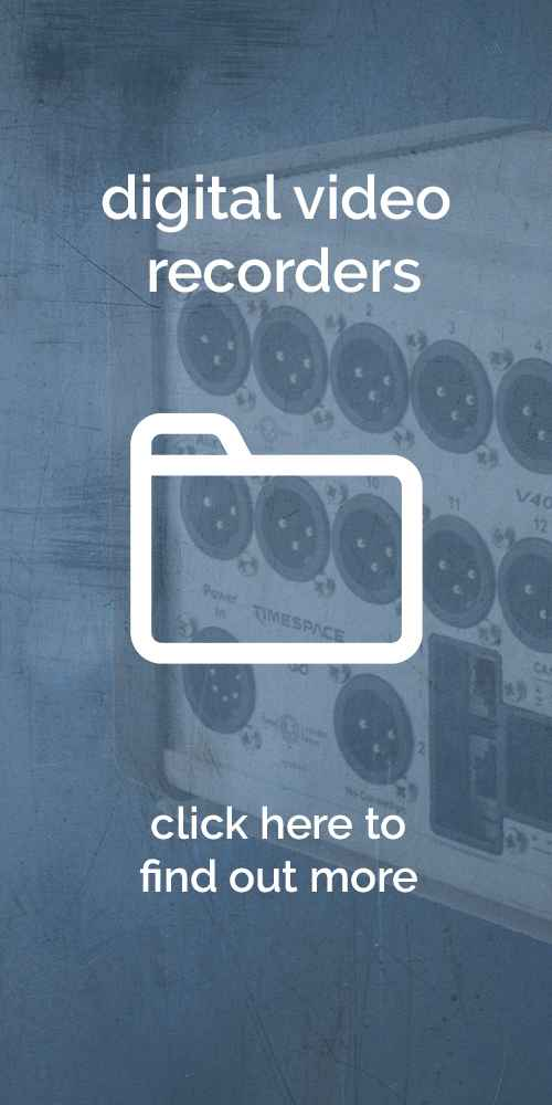 Digital video recorders page