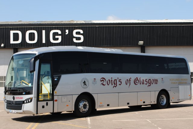Doigs Single-decker coach