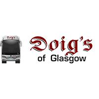 Doigs coaches of glasgow